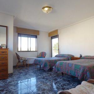 dormitorio principal guardamar