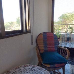 balcón dormitorio guardamar