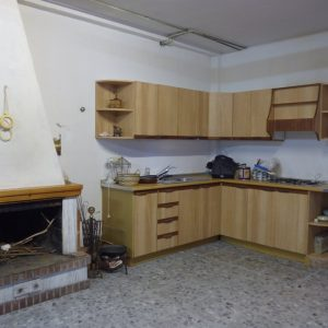 cocina semisótano