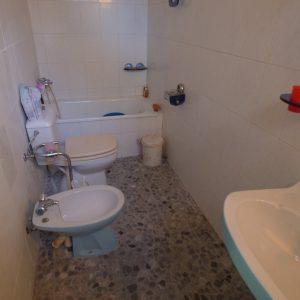 baño semisótano